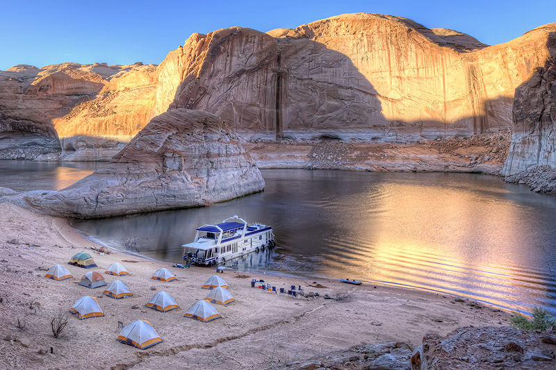 Lake-Powell-Campsite-D-Wagner