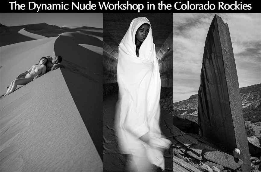 The Dynamic Nude Photography Workshop Colorado