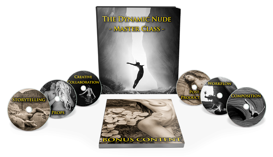 Dynamic Nude Master Class Workshops