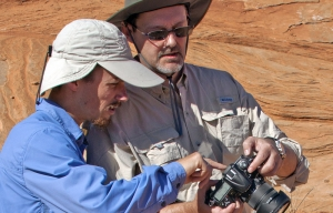 Workshop Instructor Lake Powell Photo