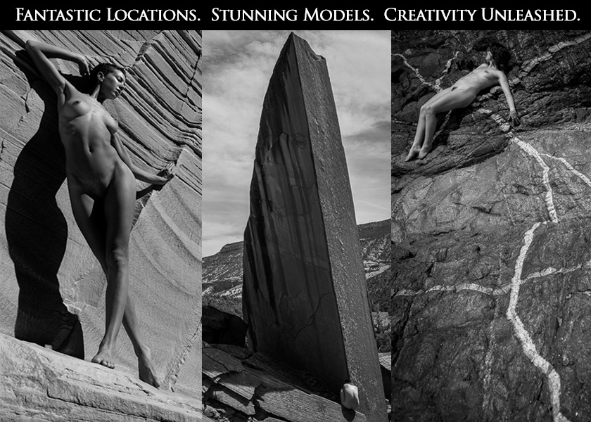 Colorado Art Nude Photography Workshop