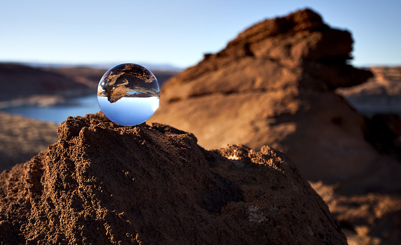 Dan West Lake Powell Sphere