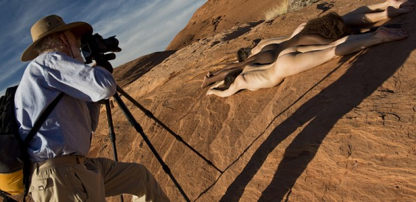 Lake Powell Nude Workshop