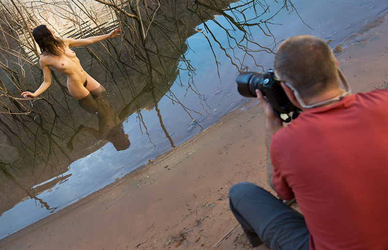 Lake Powell Nude Workshops