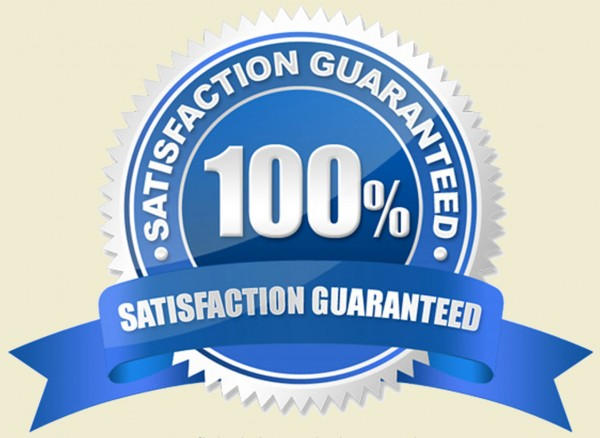 Satisification Guarantee Logo