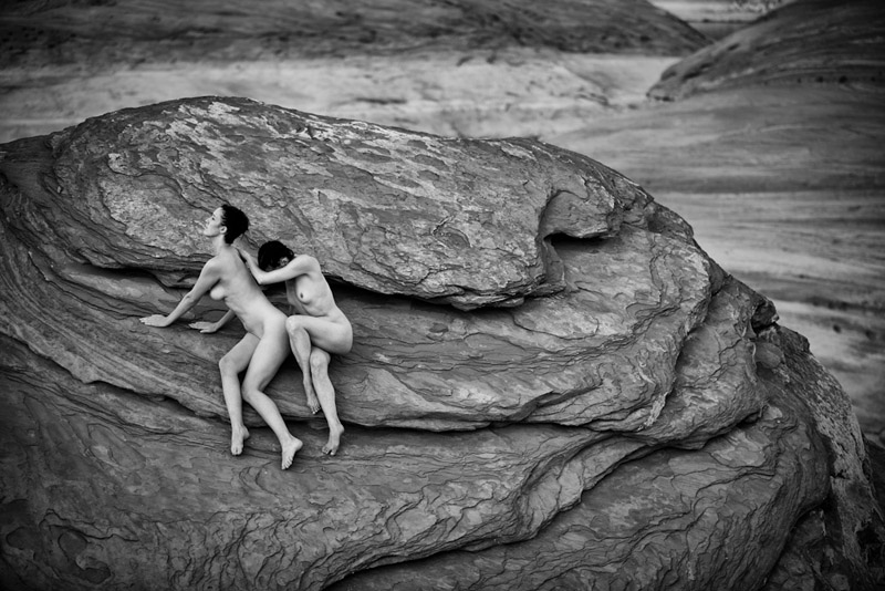 Lake Powell Nude