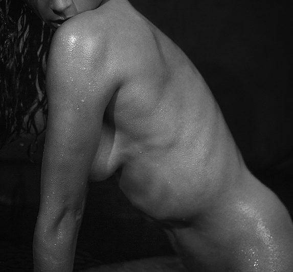 nude workshop model